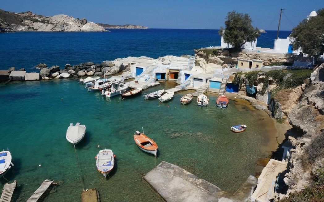 Isole greche più belle: Milos