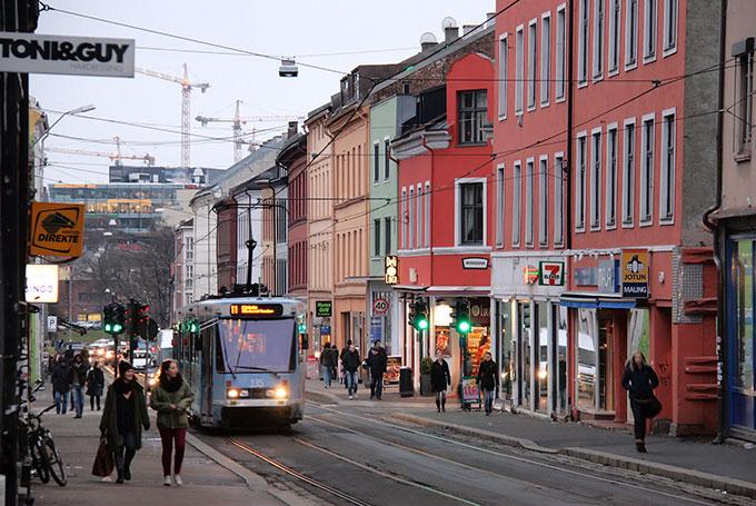Grünerløkka, Oslo © Jorge Franganillo