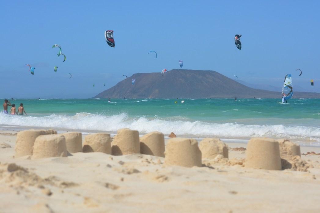 Le spiagge più belle di Furteventura: Isla de Lobos