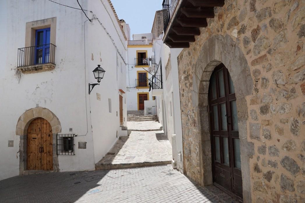 Ibiza, case tipiche