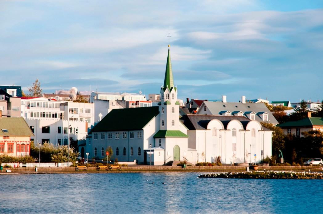 Islanda, Reykjavik