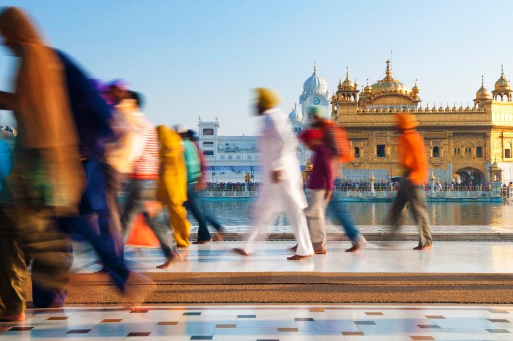 India, momenti di vita quotidiana