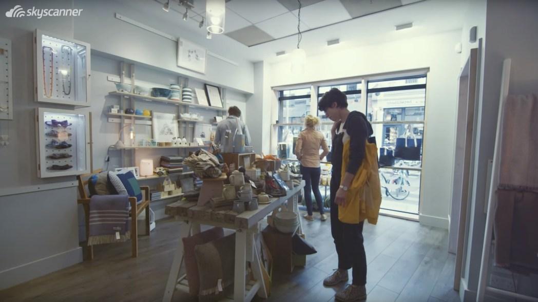 Dublino, Irish Design Shop