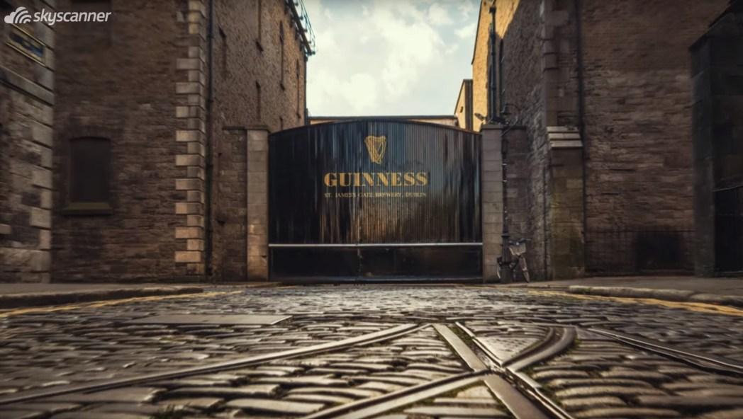 Dublino, Guinness Storehouse