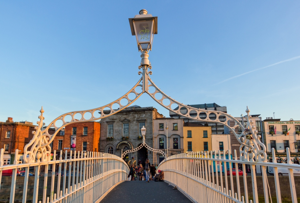 Dublino, Ha Penny bridge