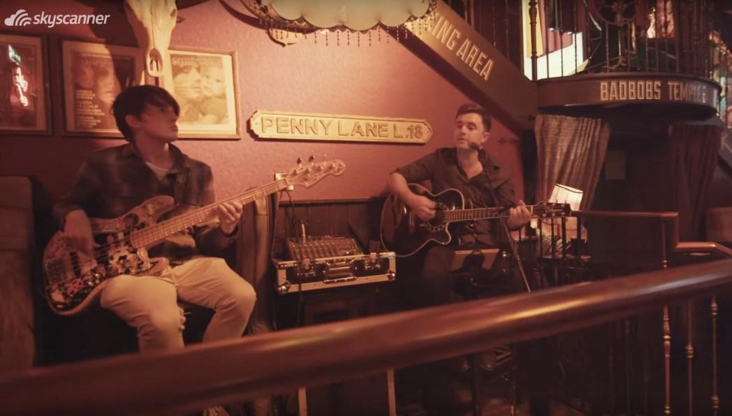 Dublino, musica a Temple Bar