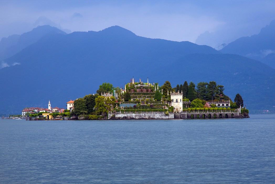 Cosa fare vicino Milano: Isola Bella, Lago Maggiore