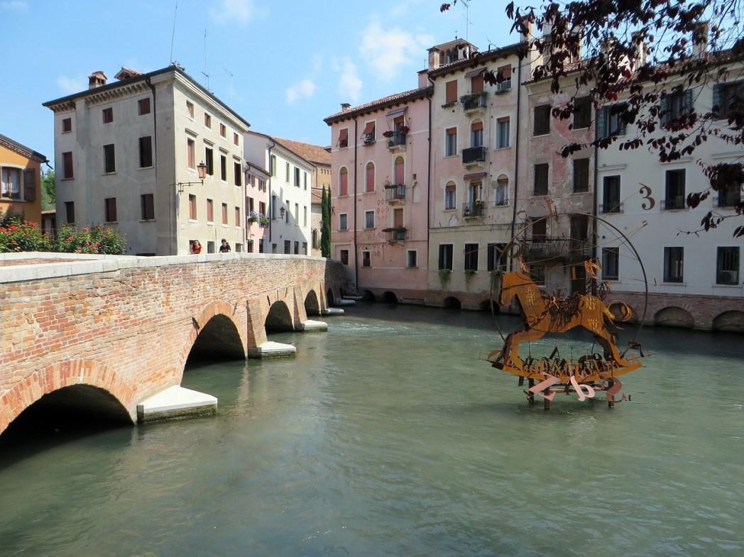 18 città italiane per il 2018: Treviso