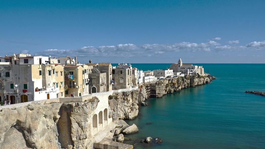 18 città italiane per il 2018: Vieste