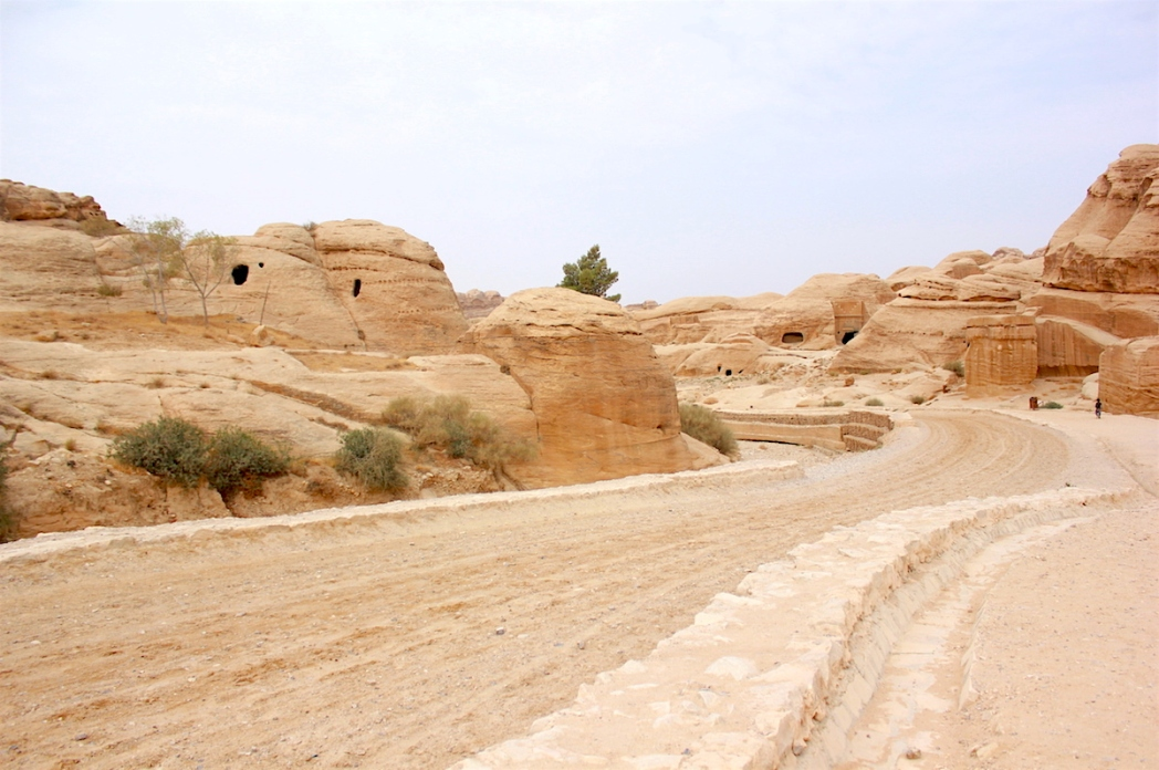 Giordania, deserto