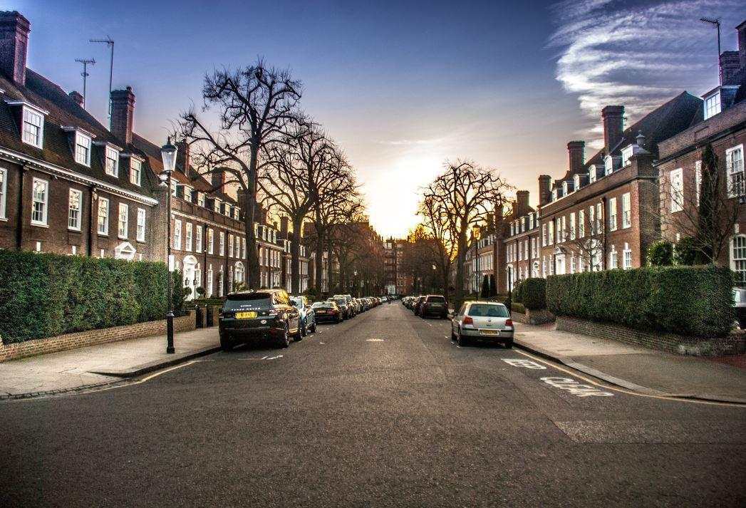 Quartieri di Londra - Kensington