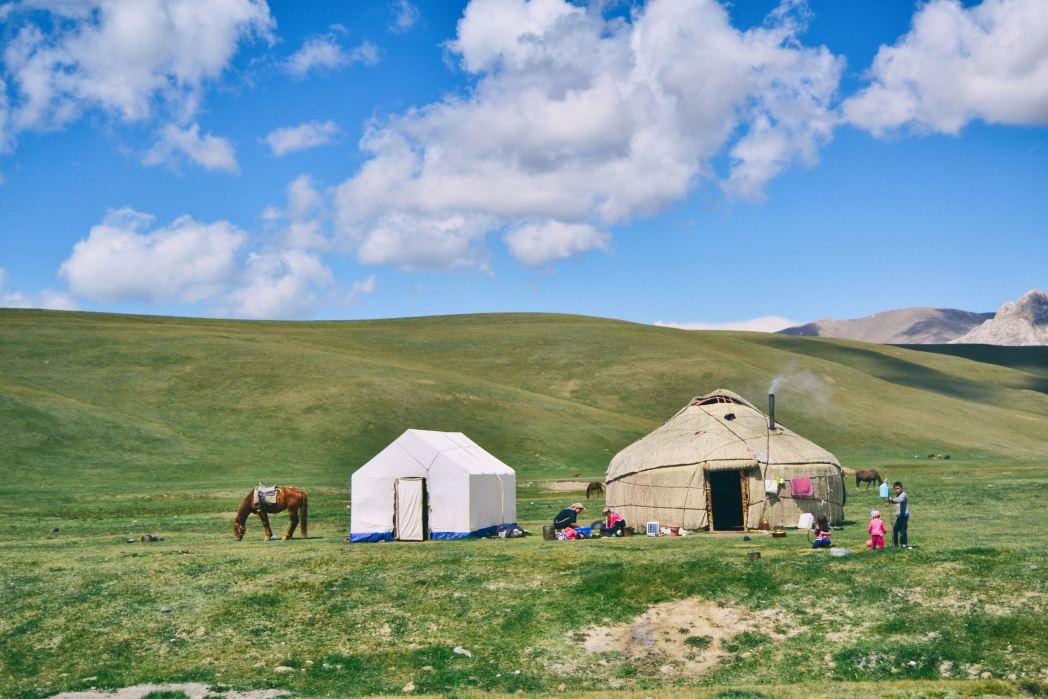 Dove andare in luglio: Kirghizistan