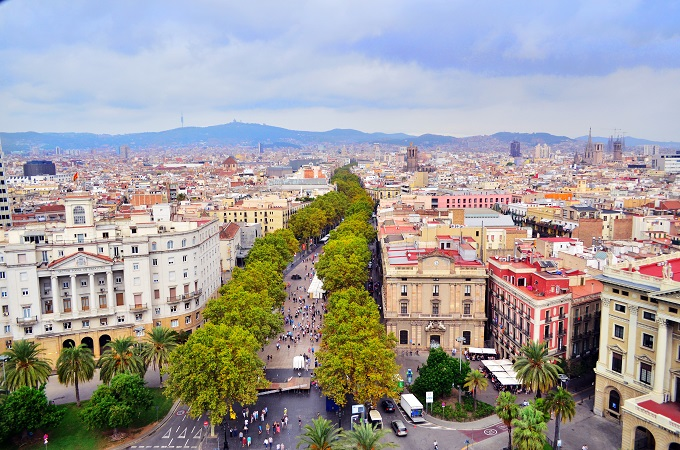 Barcellona, vacanze low cost 2017