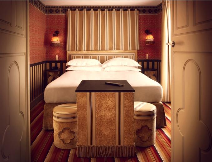 Hotel Bourg Tibourg Paris