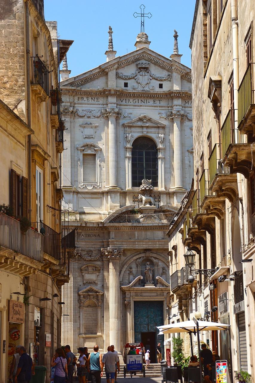 Salento cosa vedere: Lecce