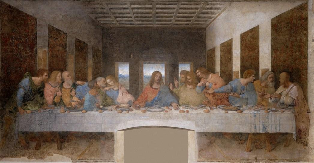 Ultima Cena di Leonardo, siti UNESCO in Italia