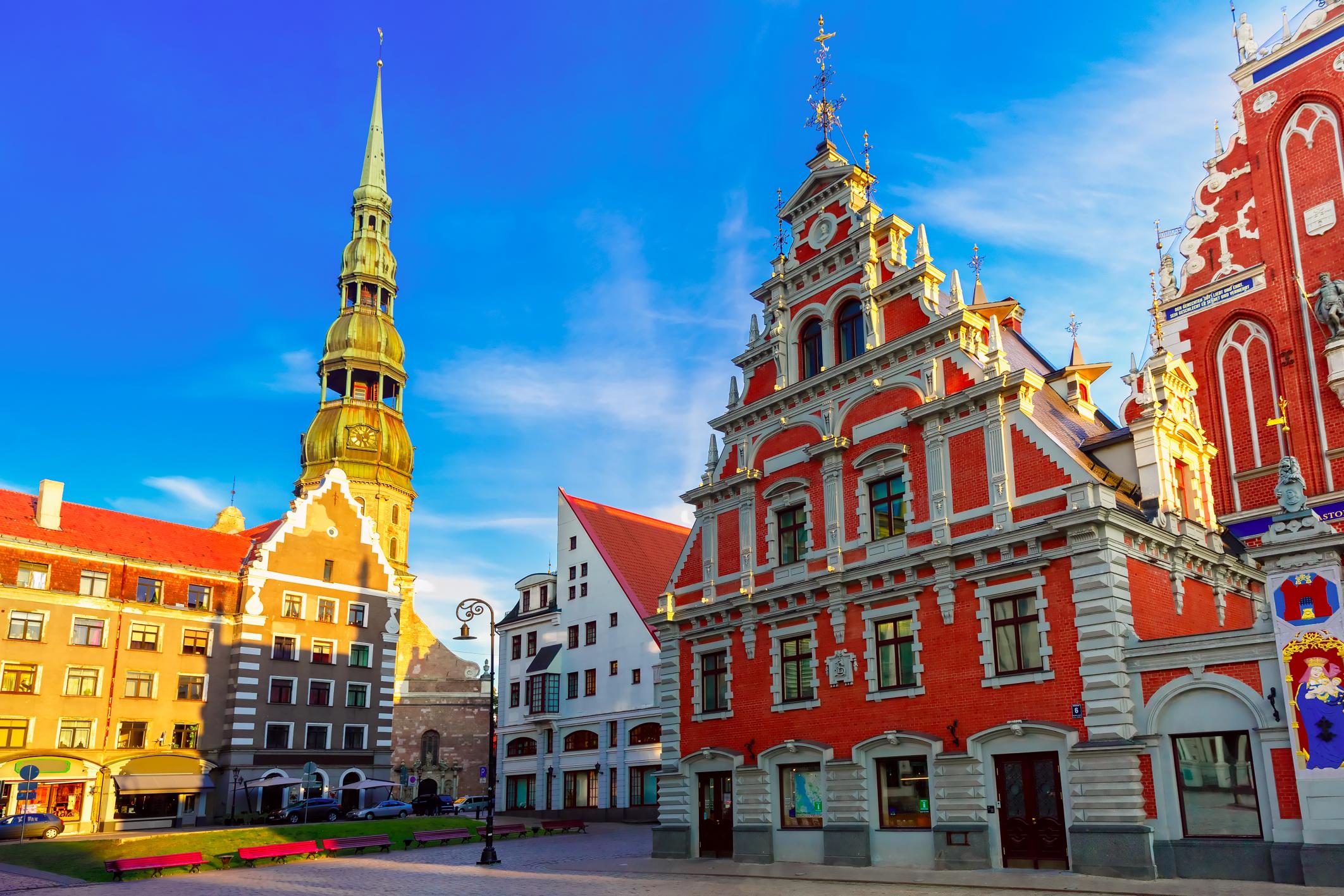 Riga, Chiesa di San Pietro