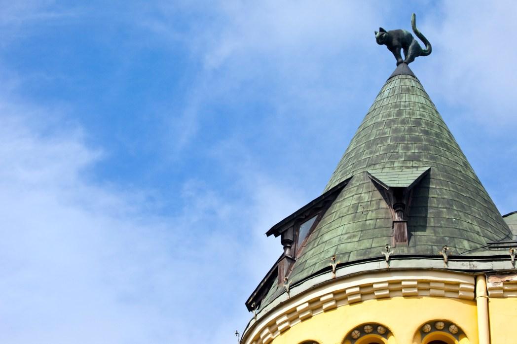 Riga, Casa del Gatto
