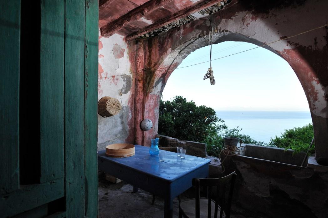 Una casa a Lipari, Isole Eolie