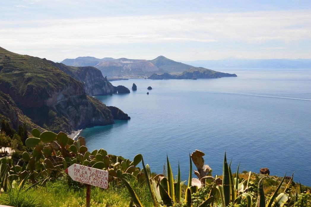 Isole Eolie, uno scorcio