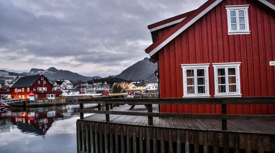 Rorbuer alle Isole Lofoten