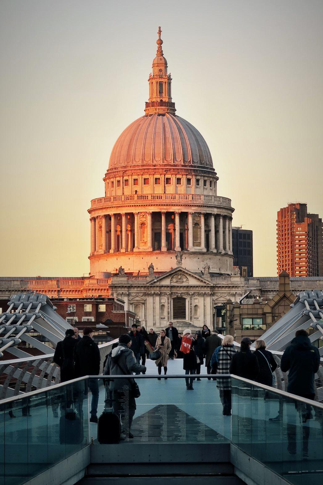 I 20 tramonti più belli d'Europa: Londra