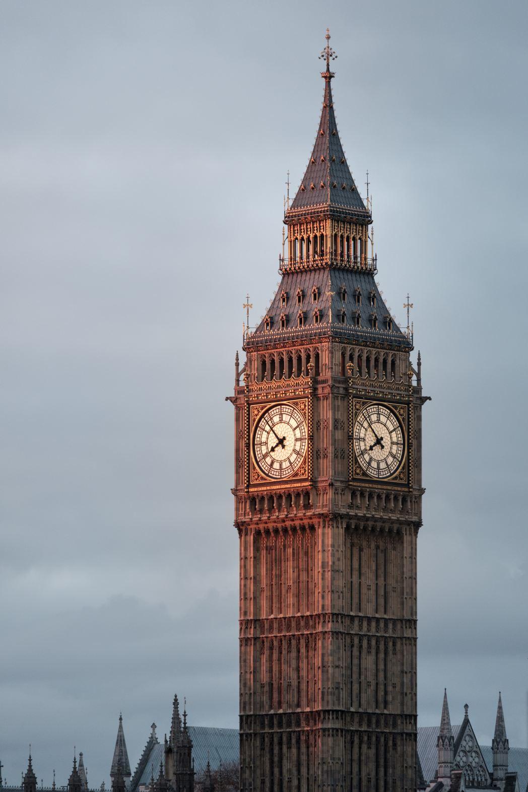 Quartieri di Londra - Big Ben
