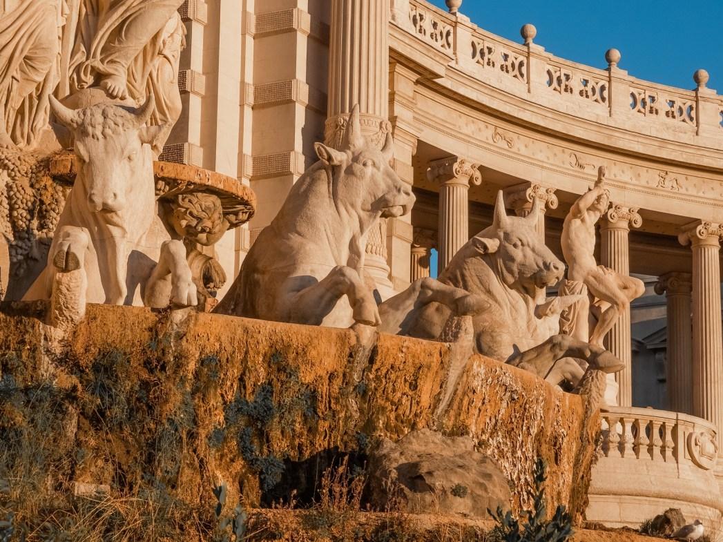 Marsiglia, cosa vedere - Palais de Longschamp