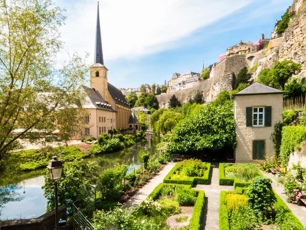Voli low cost Ferragosto: Lussemburgo
