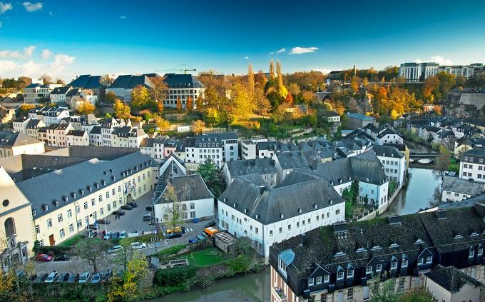 Vacanze a meno di 100 euro, Lussemburgo