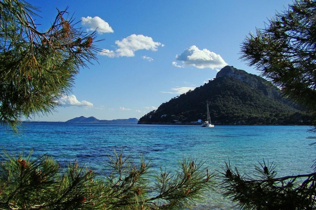 Isole Baleari, Maiorca - Plaja Formentor