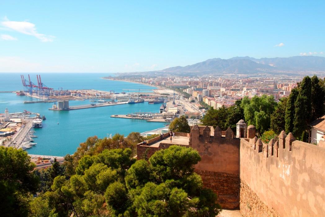 Estate 2018 voli low cost: Malaga