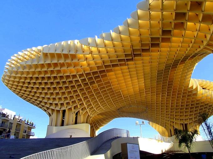 Cosa vedere a Siviglia: Metropol Parasol