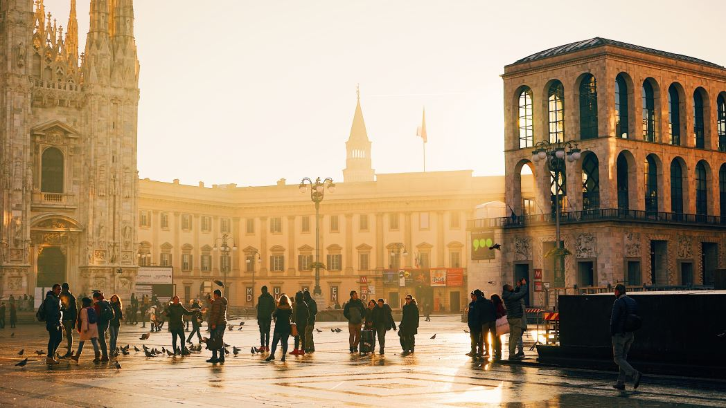I 20 tramonti più belli d'Europa: Milano