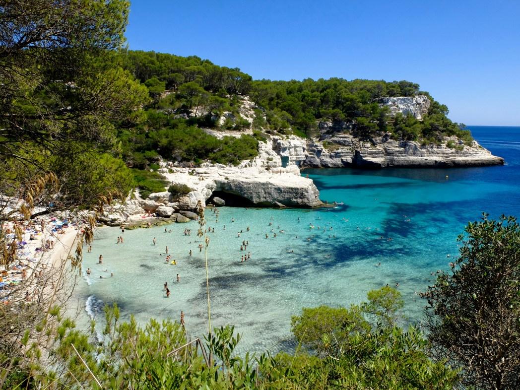 Isole Baleari, Minorca - Cala Mitjiana