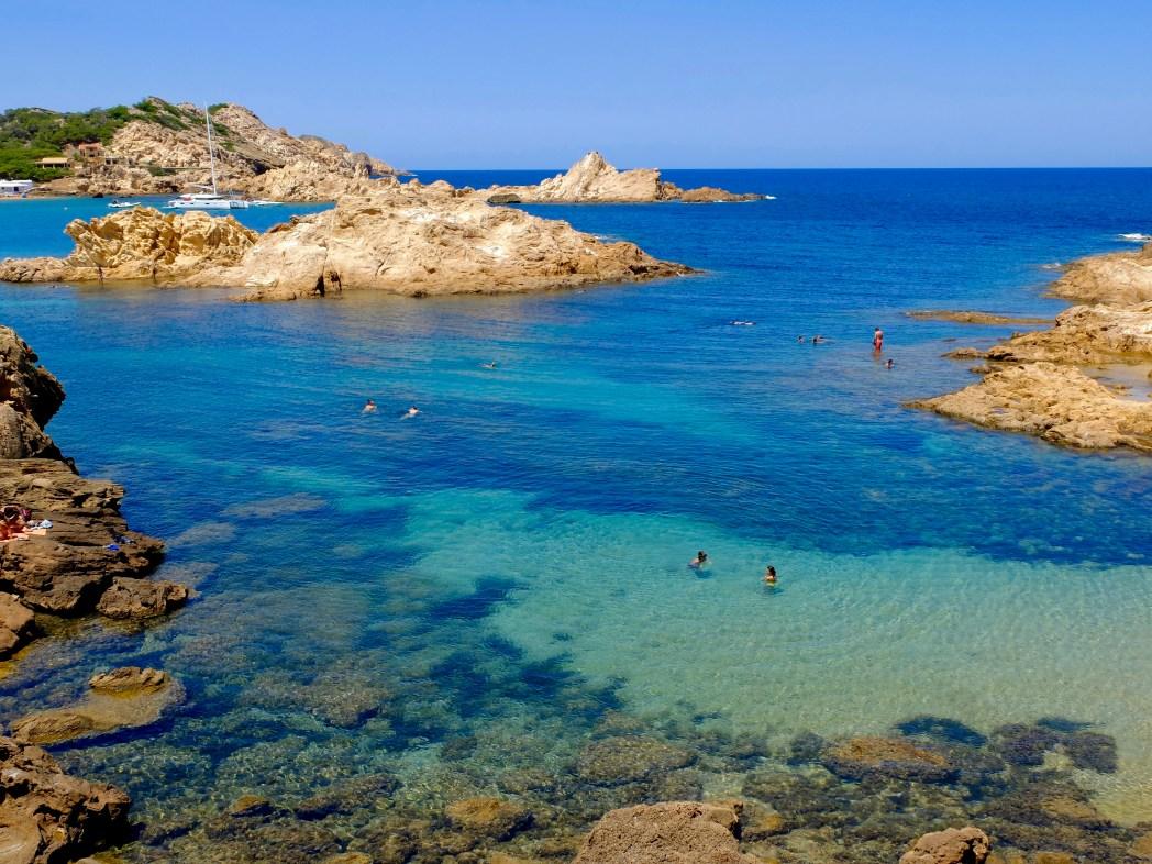 Isole Baleari, Minorca - Cala Pregonda