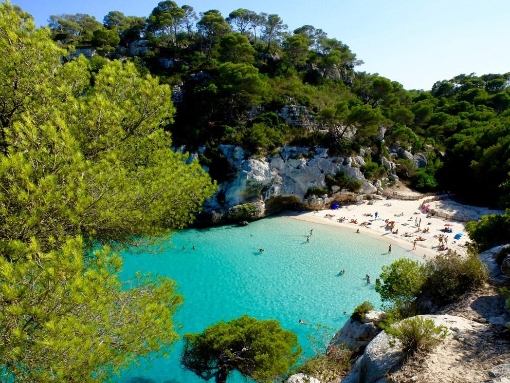 Isole Baleari, Minorca - Cala Macarelleta
