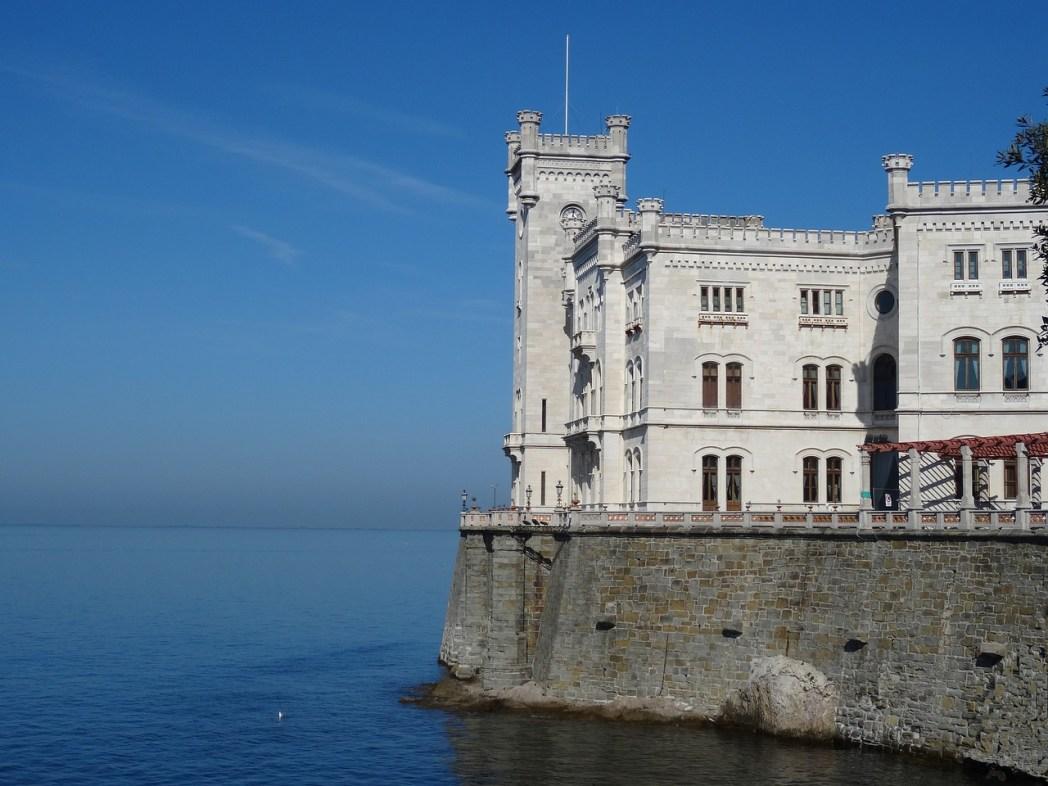 Castello di Miramare, Friuli-Venezia Giulia