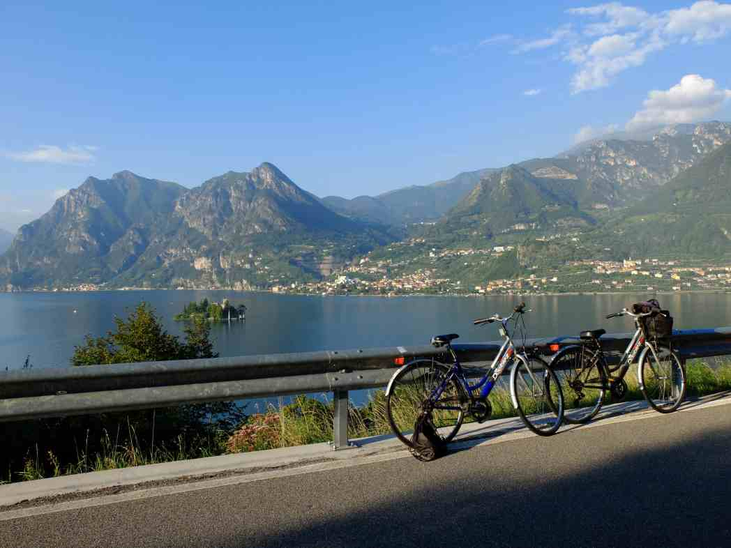 Gite in Lombardia - Monte Isola