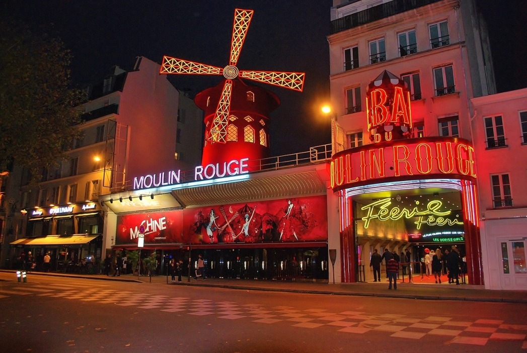 Parigi Cosa vedere: Moulin Rouge