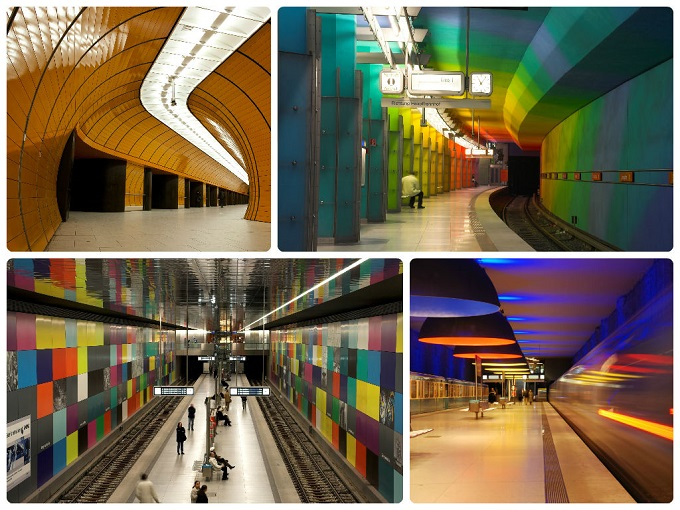 Le 15 Metro più belle del Mondo