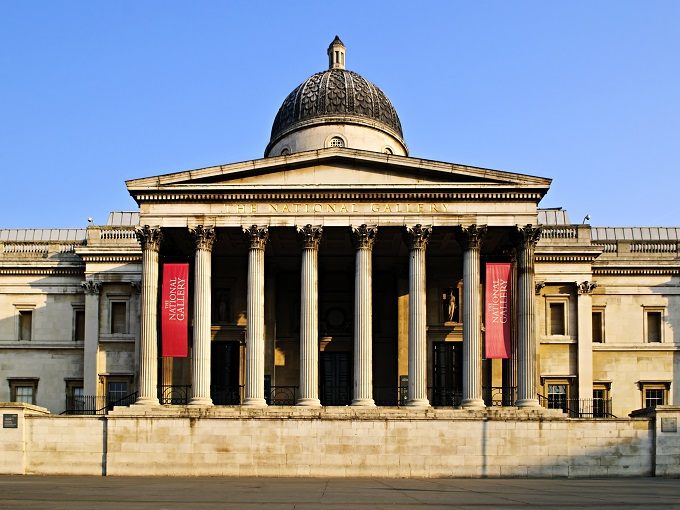 Londra cosa vedere: National Gallery