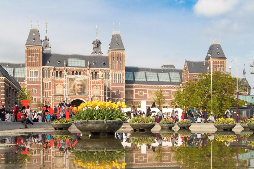 Amsterdam, museo