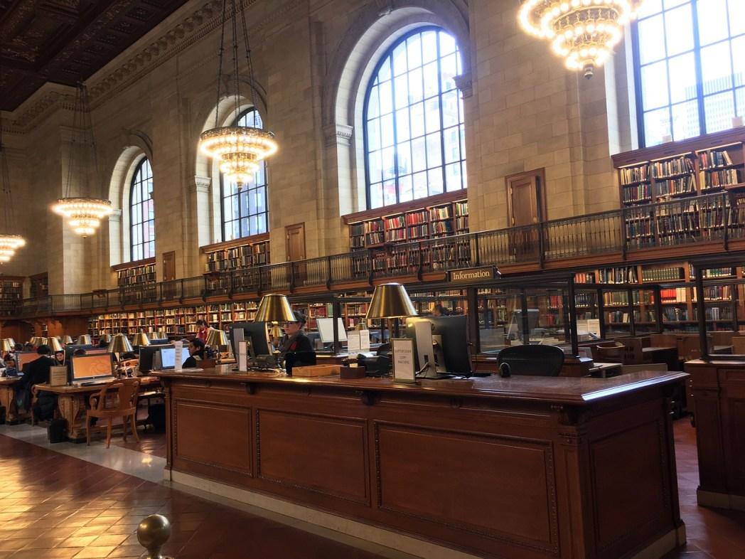Le 30 biblioteche pi belle del mondo skyscanner italia for Hotel a new york economici