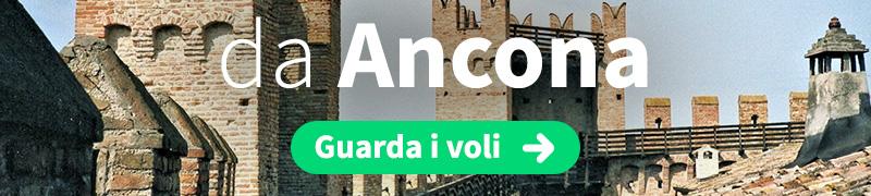 Offerte voli economici da Ancona