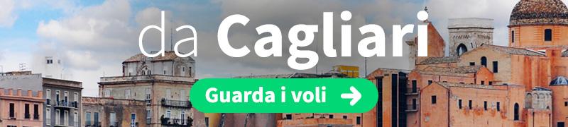 Offerte voli economici da Cagliari