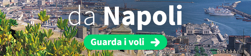 Offerte voli economici da Napoli