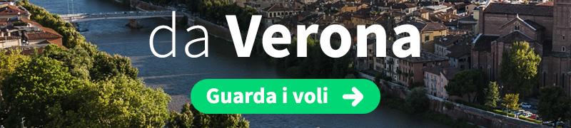 Offerte voli economici da Verona
