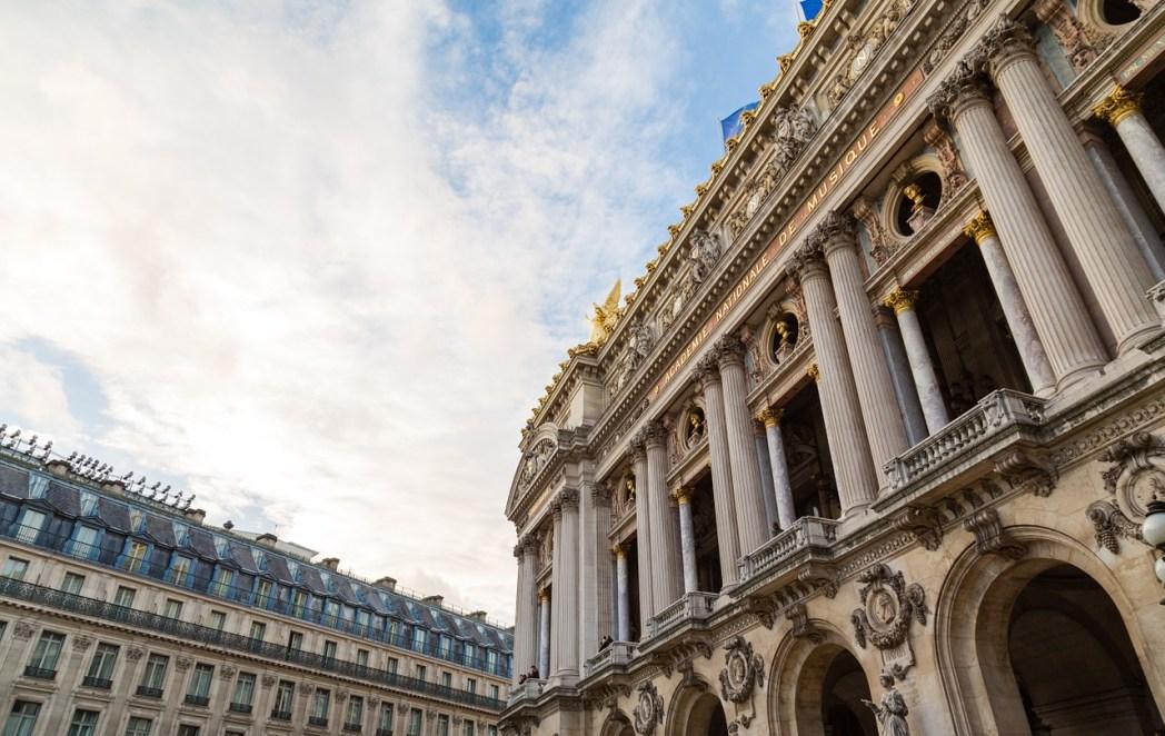 Parigi Cosa vedere: Opera Garnier
