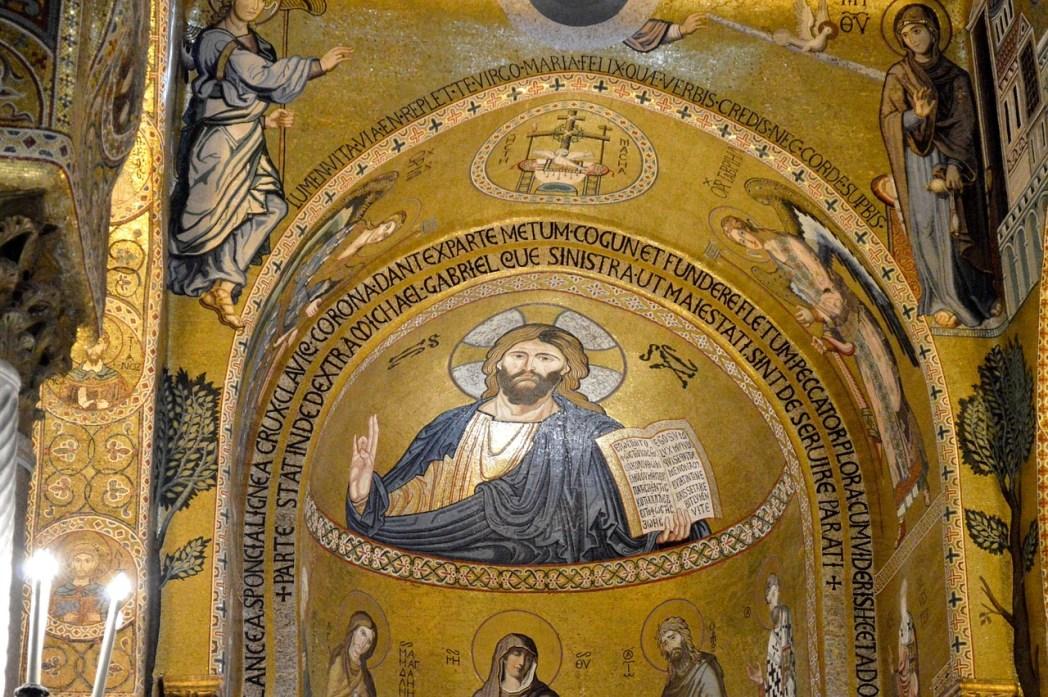 Quartieri di Palermo: Cappella Palatina